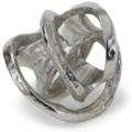 $98.00 Nickel designer knot